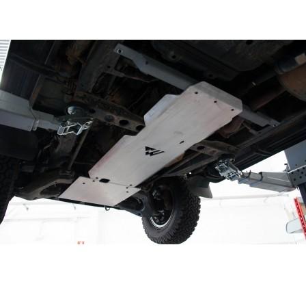 Protector intermedio Toyota Land Cruiser HDJ-100