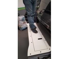 Tapa porton maletero HDJ 100