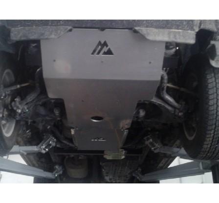 Protector frontal Toyota Land Cruiser KDJ-150/155