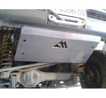 Protector frontal Toyota HDJ-80