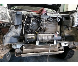 Soporte winch oculto Toyota KDJ-120