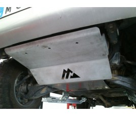 Protector frontal Toyota HDJ-100