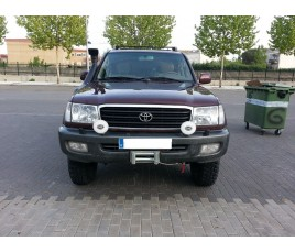 Soporte winch oculto Toyota HDJ-100