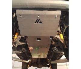 Protector caja cambios Toyota Land Cruiser KZJ/KDJ-90/95