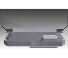 Protector frontal Hyundai Terracan