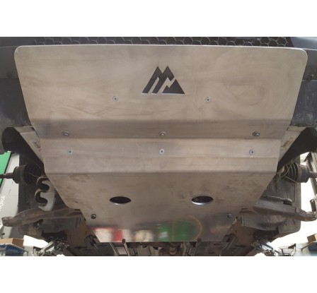 Protector frontal JEEP KL