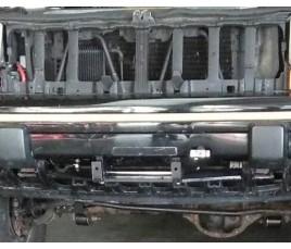 Soporte winch oculto Jeep ZJ