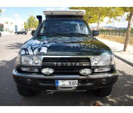 Soporte winch Toyota HDJ 80