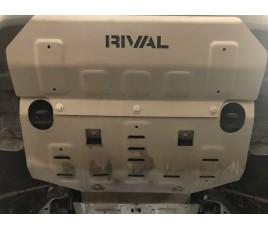 RIVAL Protector de radiador y motor