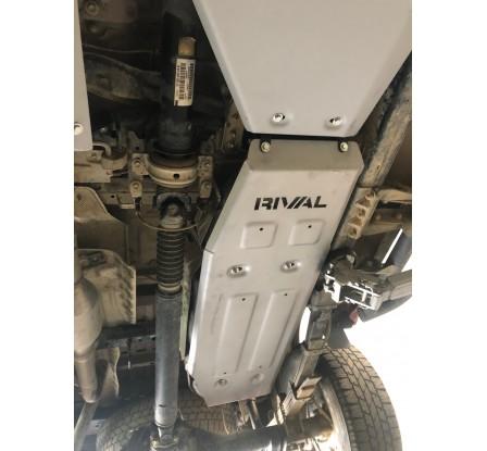 RIVAL Protector de transfer (mod. con ADBLUE + sensor de oxigeno) (vehículos EURO 6)