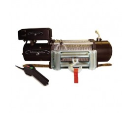 Cabrestante eléctrico BULLFACE 4500 LIBRAS