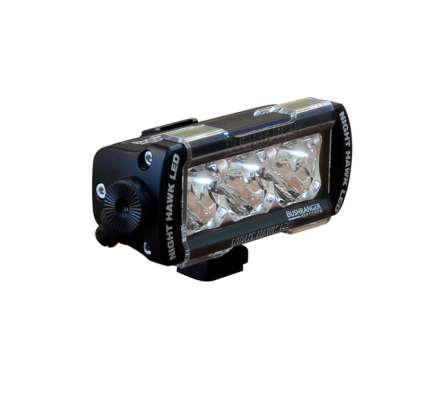 "BARRA LEDS 5,5"" (15cm) (Flood) 3 led OSRAM - 810 lumns (10-30V) IP67-IP69K / 7W"