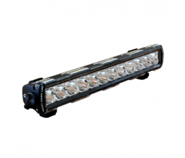 "BARRA LEDS 17"" (43cm) (Flood) 12 led OSRAM - 3240 lumens (10-30V) / IP67-IP69K / 28W"
