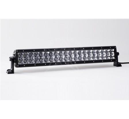 "BARRA E-SERIES - 2 FILAS de LED 20"" (50cm) - 40 LED (7900 Lumens) - 12/24V - COMBO"