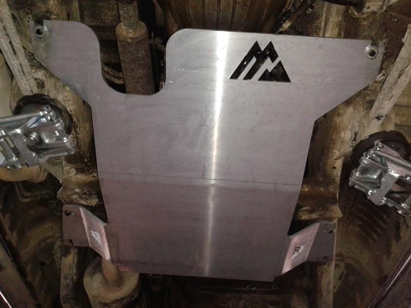 Protector caja Toyota HDJ-80
