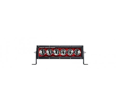 "BARRA LEDS RADIANCE SERIES 10"" Retroiluminada- Carcasa E series- De 9 a 15 vol."