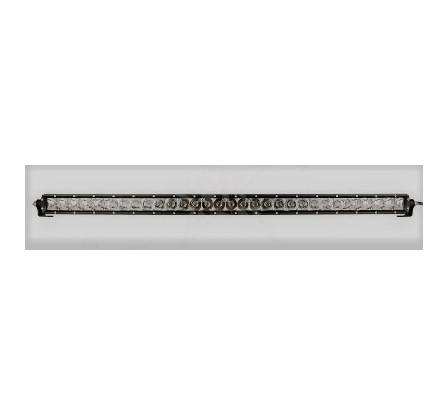 """FARO SR-SERIES - 1 FILA de LED 30"""" (76cm) - 30 LEDS (9600 Lumens) - 12/24V - COMBO"""