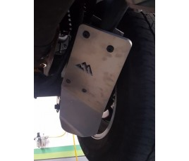 Protectores amortiguadores tras. Toyota KDJ-120/150/FJ Cruiser