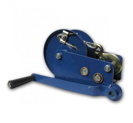 Winch manual RUNVA 2000lbs (900kg)